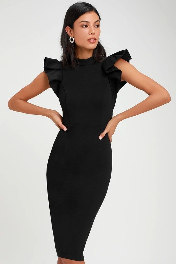 what are bodycon dresses
