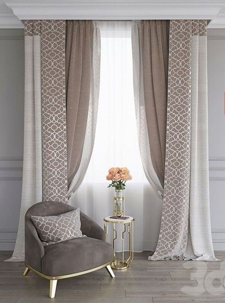 how to choose curtain pattern