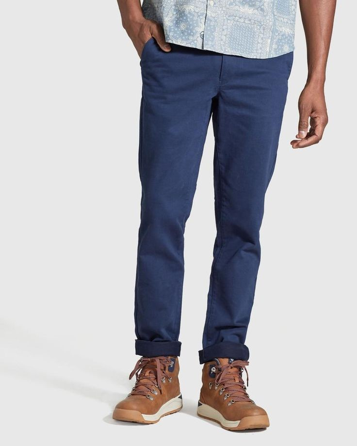 ethical and sustainable men's clothing