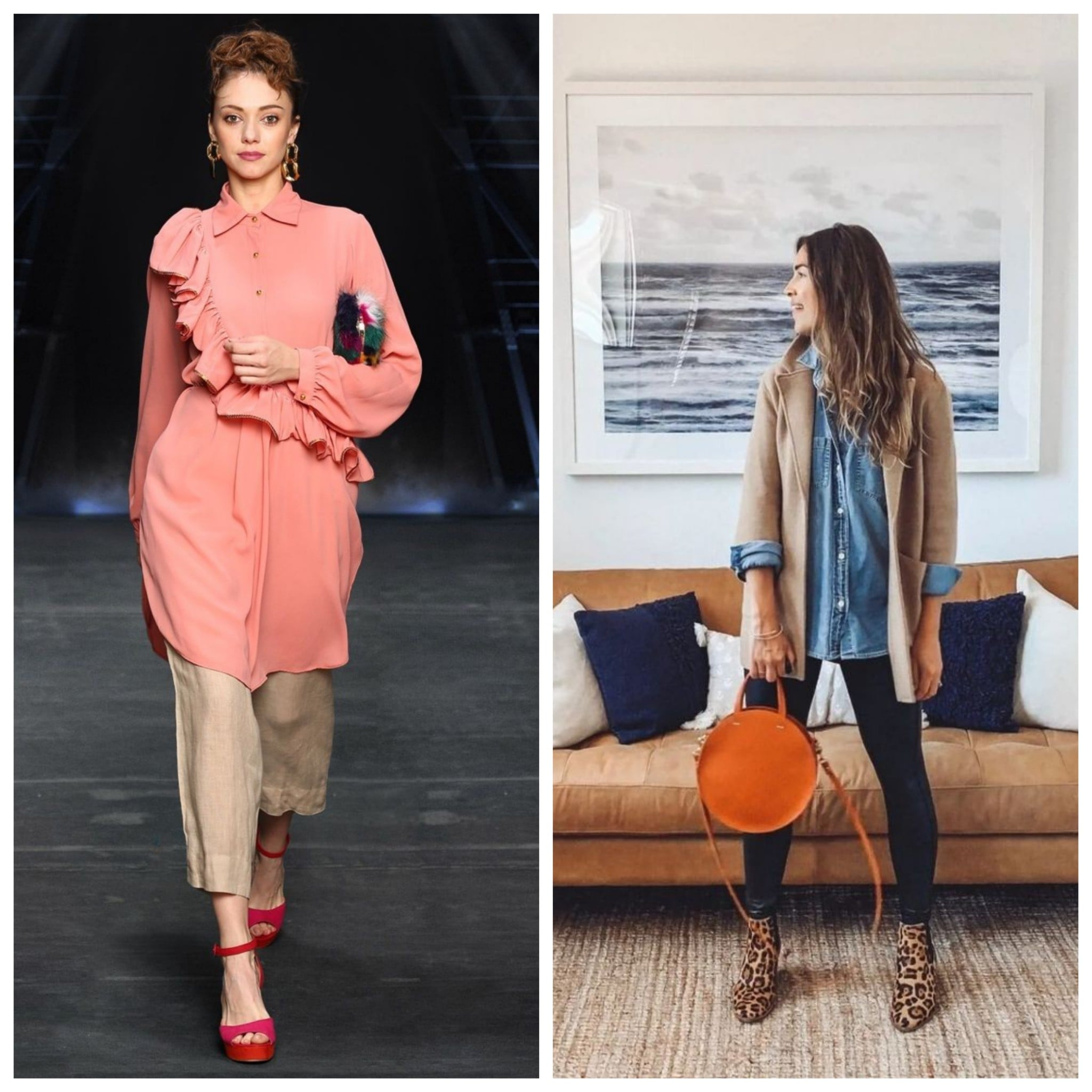 How to style indo western outfits
