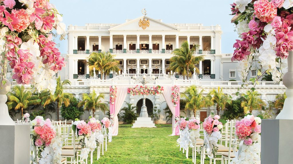 best places for destination wedding in india