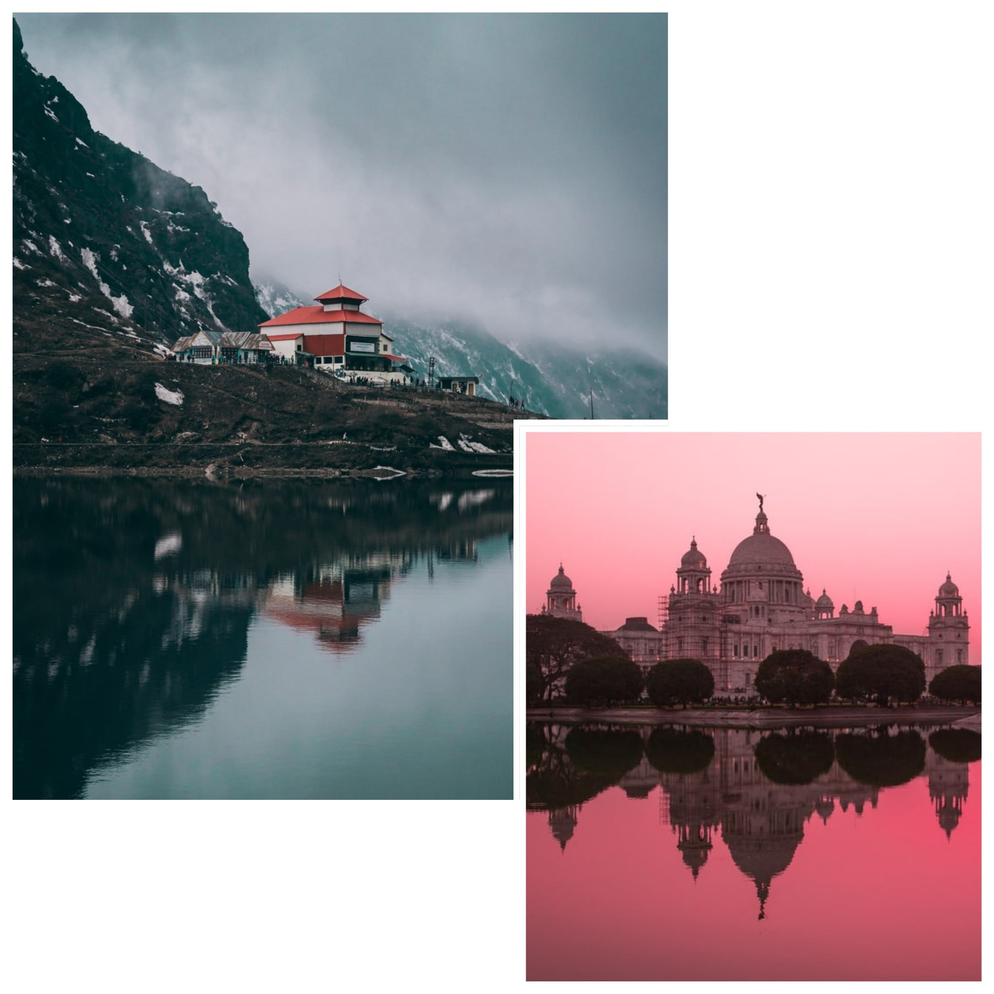 best places for travelling in india